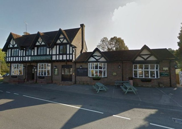 Shame To Lose North Chailey Pub Sussex Express