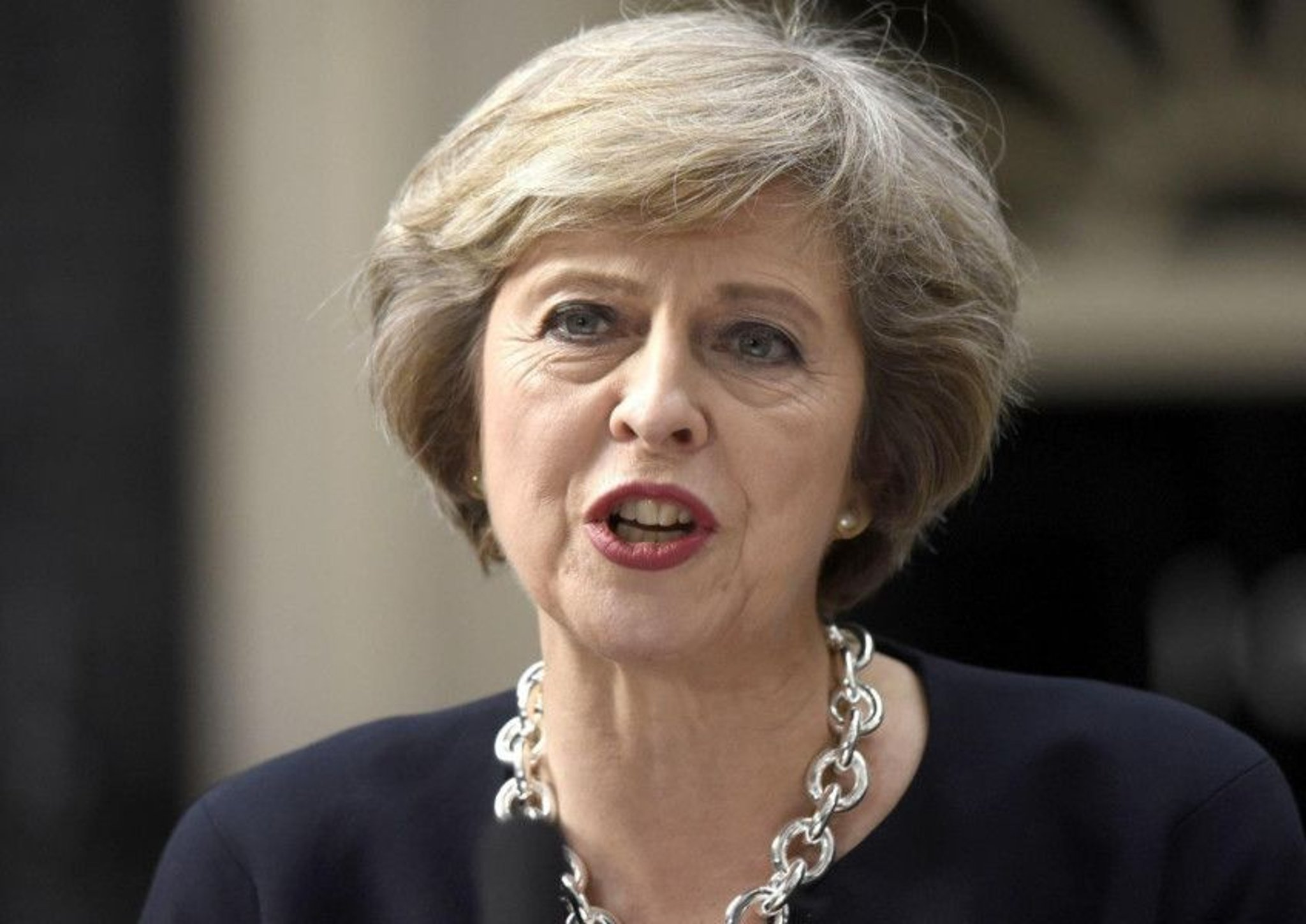 WATCH: Theresa May supports local newspapers fight