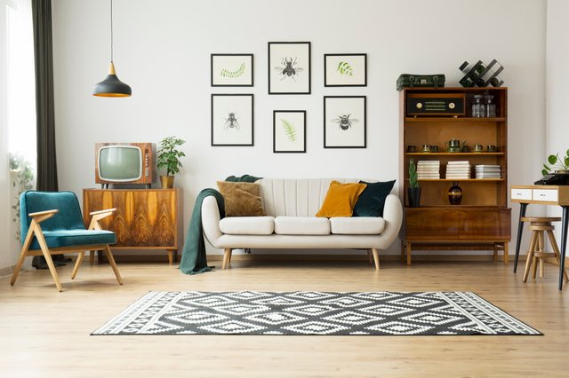These are some of the best rugs to make a statement in your living room