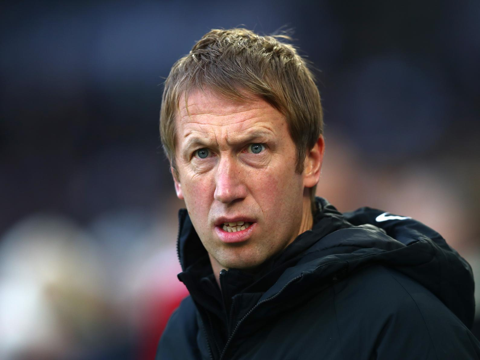 "Graham Potter: ""I'd go insane if I listened to all the critics,"" Brighton boss is purely focused on Bournemouth"