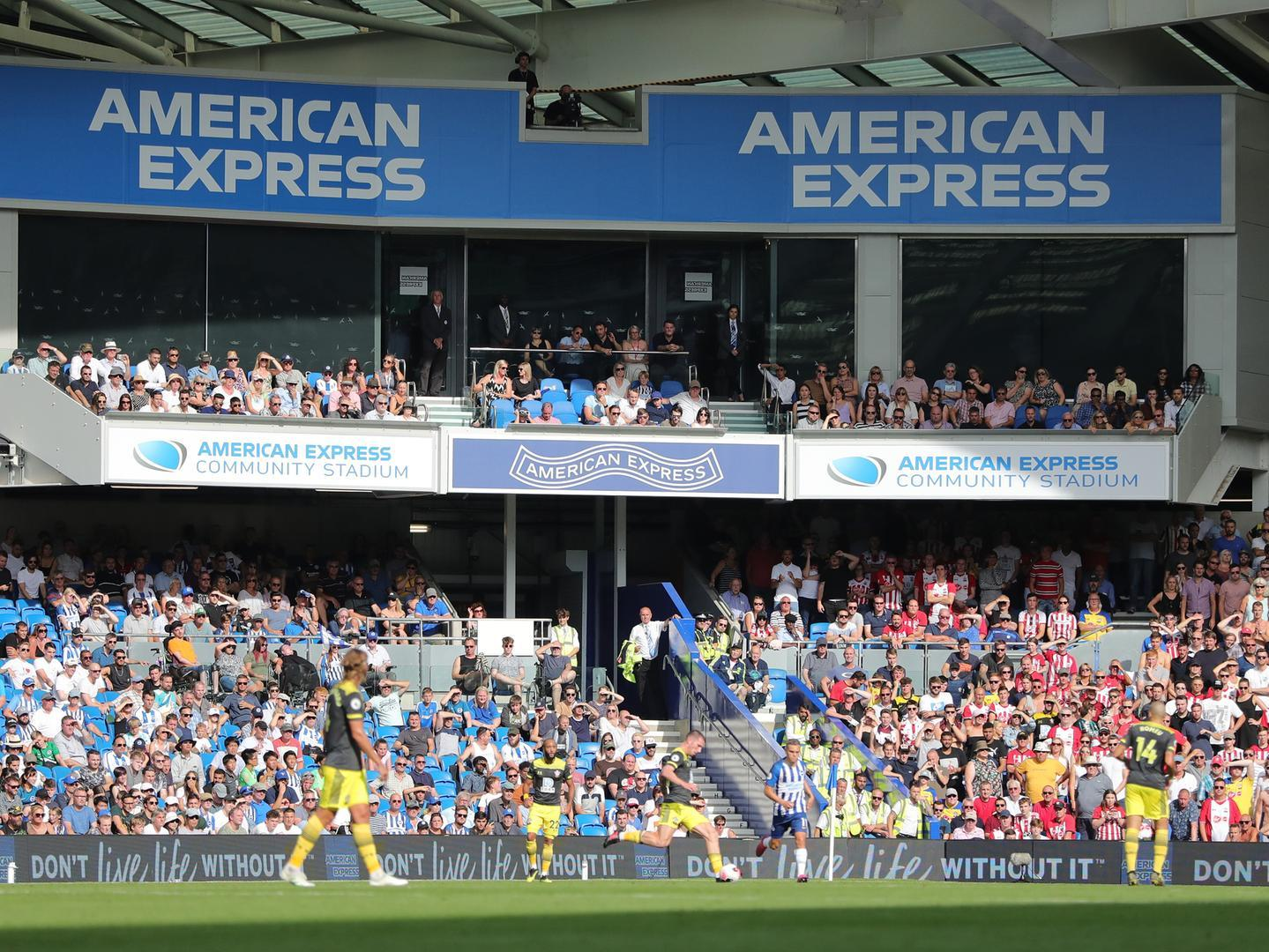 Brighton & Hove Albion gets behind American Express initiative for youngsters who want to work in football