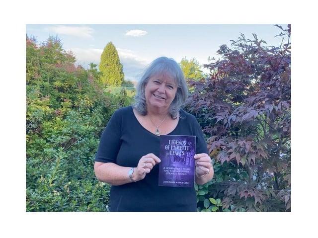 Co-author Jane Hasler