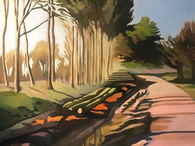 Abbots Wood by Rosie Lascelles