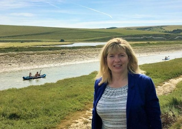Lewes MP Maria Caulfield