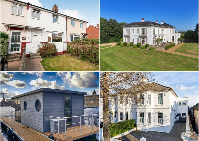 These homes are new to the market across the county
