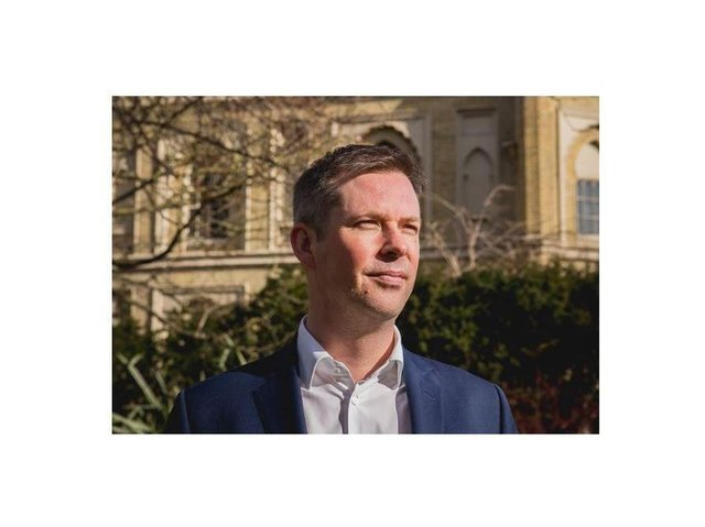 Andrew Comben, chief executive of Brighton Festival