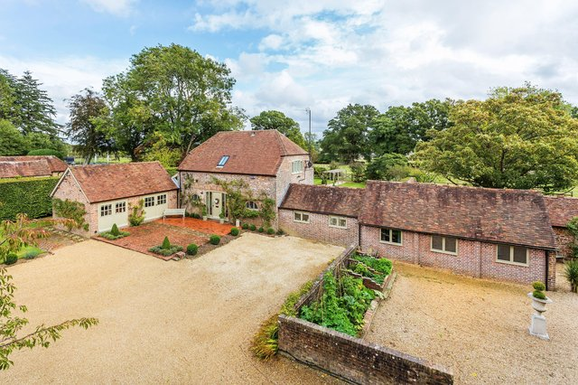 Detached house for sale in Lye Green, Crowborough