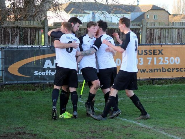 Pagham are one of many top SCFL clubs who will watch with interest if the FA presses ahead with a non-league restructure / Picture: Roger Smith