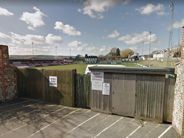 Lewes' Dripping Pan won't see any more men's football this season