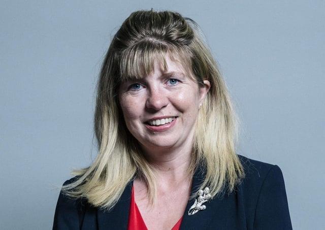MP for Lewes Maria Caulfield