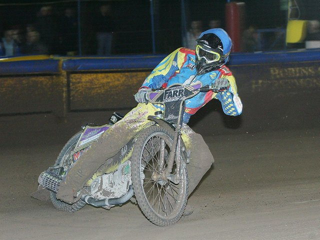 Richard Andrews in his previous spell at Eastbourne / Picture: Mike Patrick