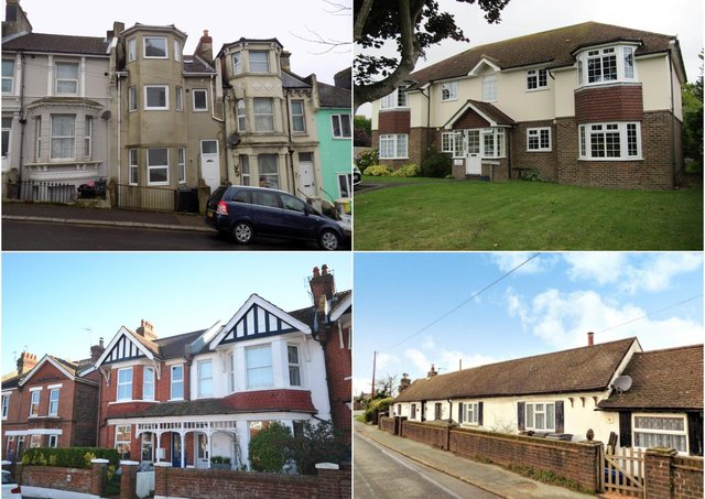 These homes are available to rent for £900 or less