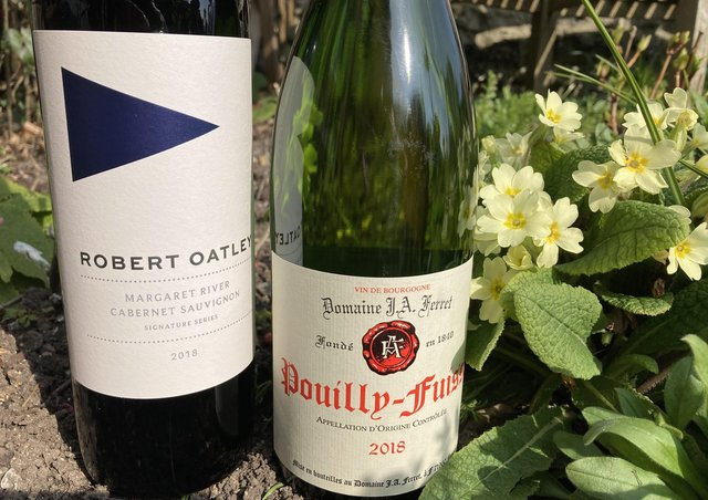 Wines for early spring SUS-210803-150425001