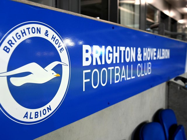 Brighton have acted swiftly over a social media post / Picture: Getty