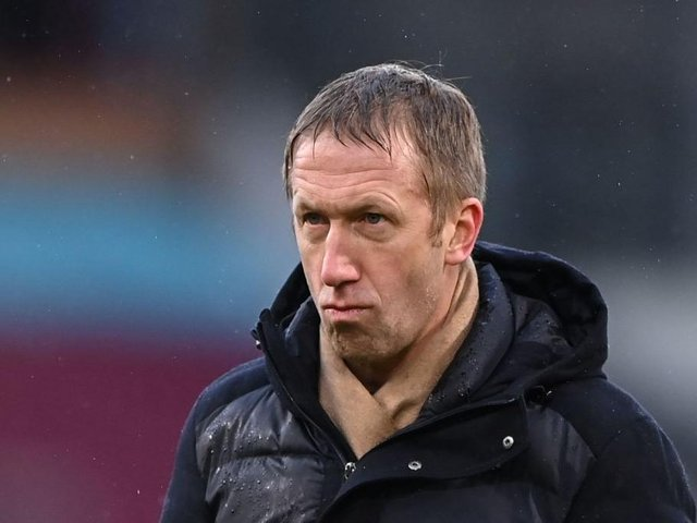 Graham Potter will be without his key wing back for the remainder of the season