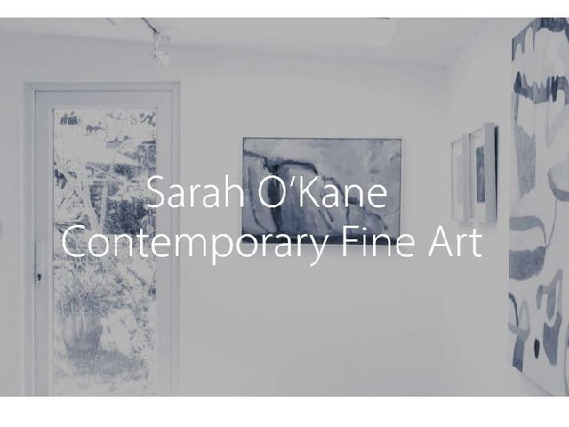 Sarah O'Kane Contemporary Fine Art in Lewes
