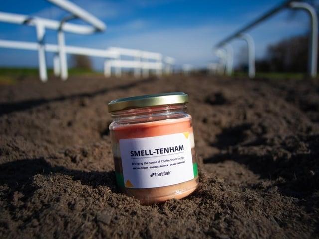 The limited edition Smell-tenham produced for Betfair