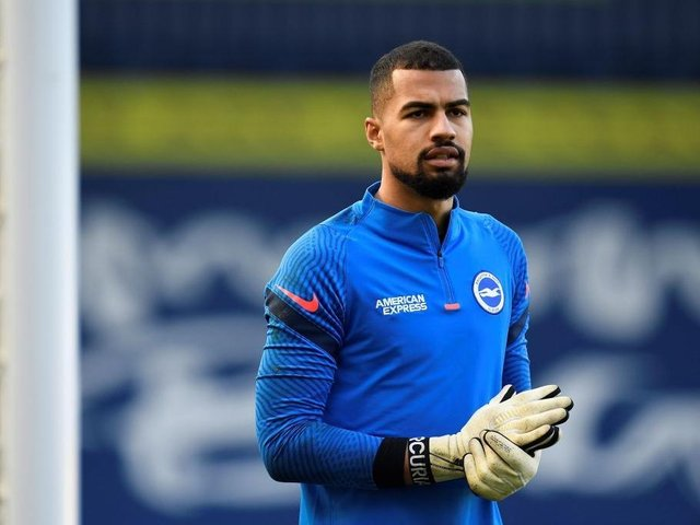 Robert Sanchez has been called up into the Spain national squad having impressed for Brighton in the Premier League this season