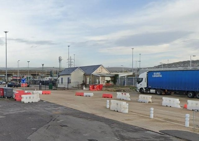 Newhaven Ferry Port. Picture: Google Street View