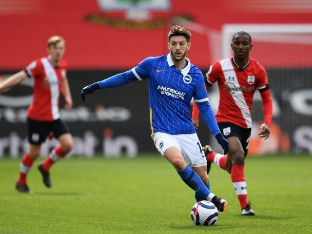 Adam Lallana adds guile and composure to Albion's midfield