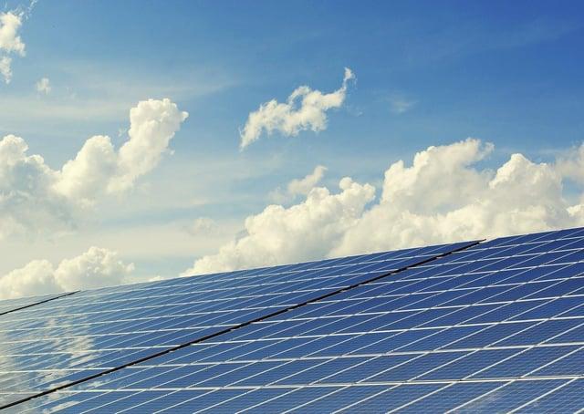 Solar panels. Photo: Pixabay