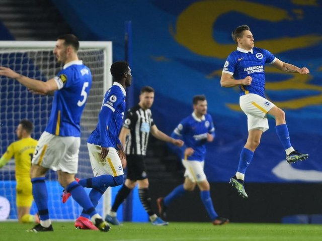 Brighton's victory against Newcastle last Saturday has shaken up the Premier League relegation battle