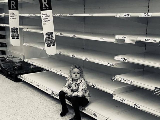 Pictures that sum up the last 12 months of the global pandemic taken by Sussex readers. Picture by Michelle Molloy
