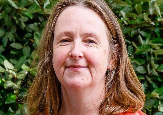 Councillor Zoe Nicholson, deputy leader of the council