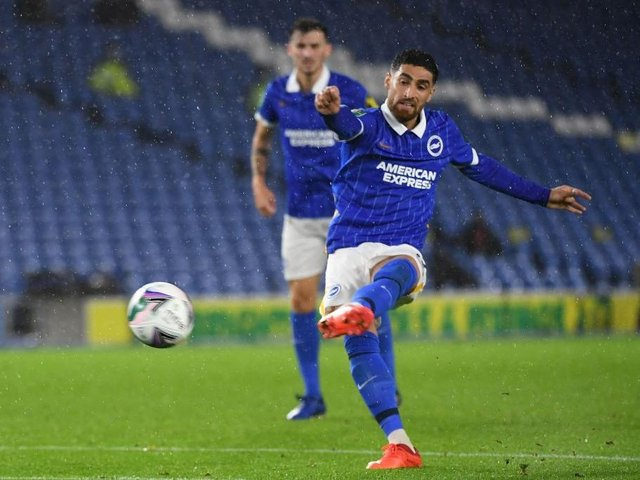 Alireza Jahanbakhsh has once again had a frustrating campaign with Brighton