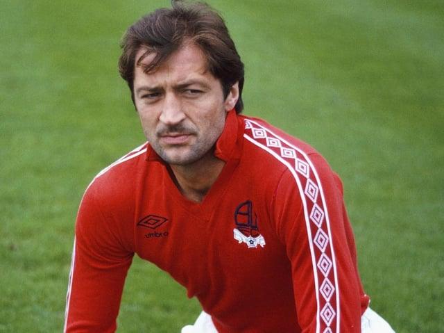 Frank Worthington played for Brighton in the 1984/85 season
