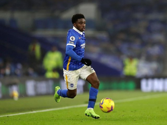 Tariq Lamptey is recovering well after hamstring surgery and plans to be fitter and stronger next season
