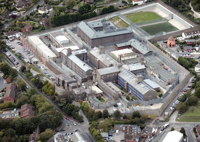 Lewes Prison. Photo by Peter Cripps