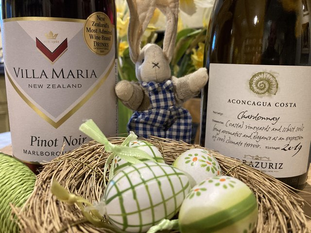 Easter wines perfect for spring celebrations