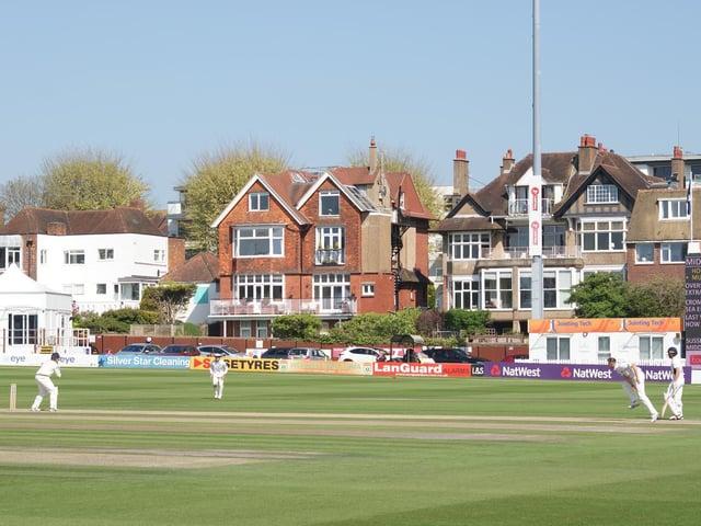 Sussex officials are predicting a bright future despite £26k losses last year
