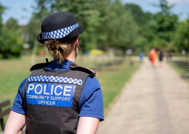 Police are urging people to follow the covid guidelines