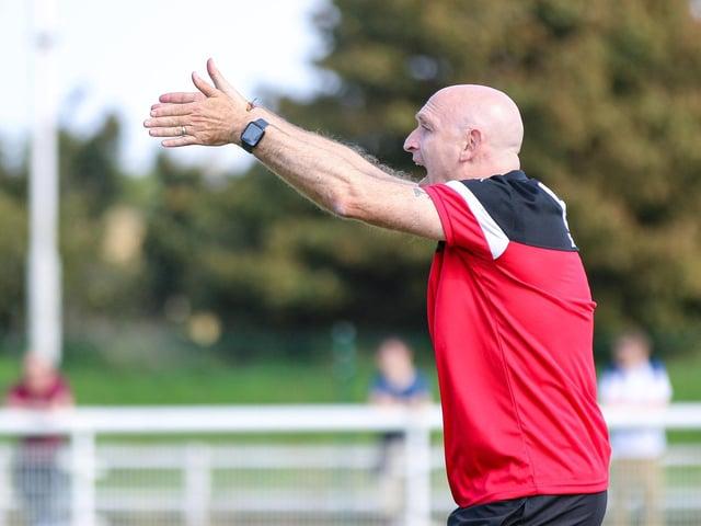 Hugo Langton has left Lewes FC / Picture: James Boyes