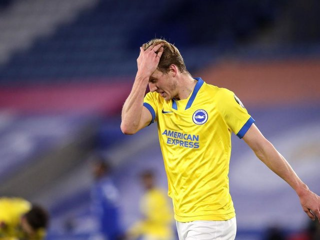 Brighton continue to have injury concerns ahead of their trip to face Man United and Old Trafford