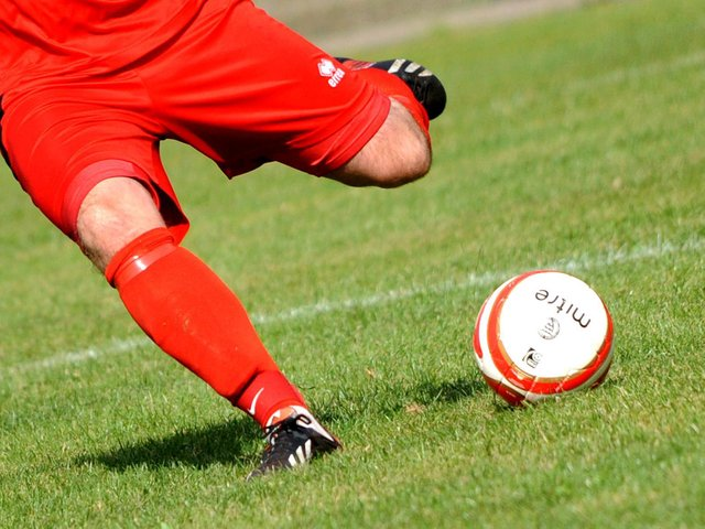 Hailsham Town are back in action