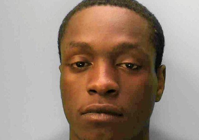 Rahim McLeod. Picture from Sussex Police SUS-210504-103505001