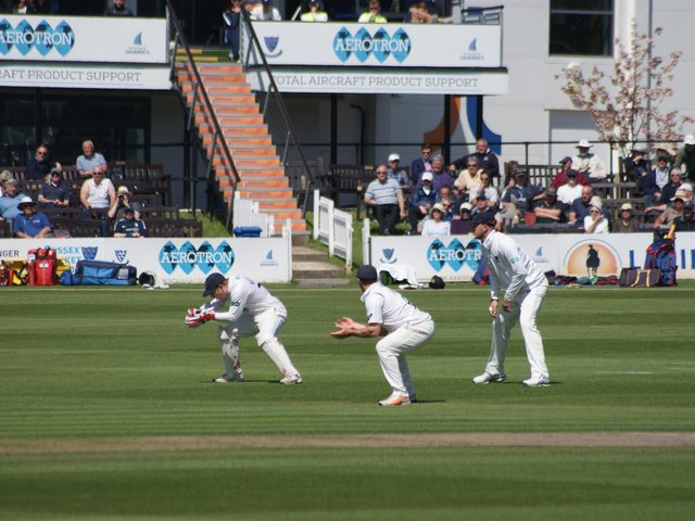 Cricket's county championship returns on Thursday
