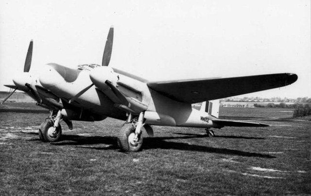 A Mosquito Night Fighter MkXIX SUS-200405-105320001