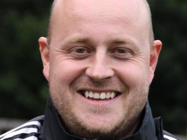 Graeme Mintrim, joint boss at AFC Uckfield