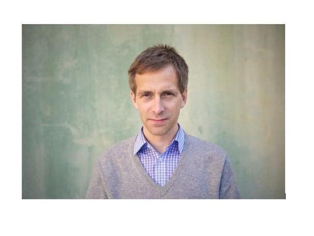 Brighton Fringe CEO Julian Caddy