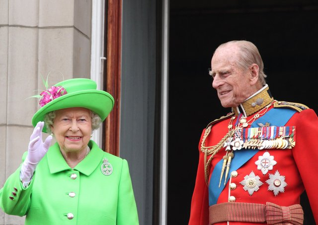 The Queen and Prince Philip: Photo: Julia McCarthy-Fox
