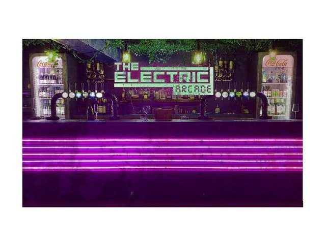 The Electric Arcade