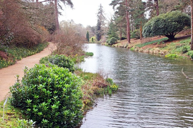 DM1940899a.jpg. Leonardslee Lakes Gardens, Lower Beeding, . Photo by Derek Martin Photography. SUS-190404-140616008