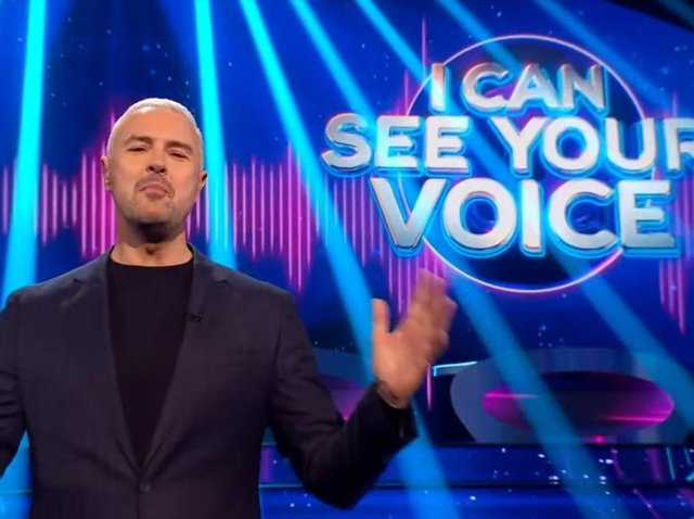 I Can See Your Voice  host Paddy McGuinness