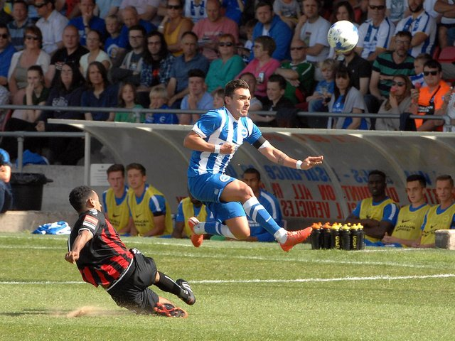 Lewes take on Brighton - but it's a few years since the Seagulls have been to The Dripping Pan for a money-spinning friendly