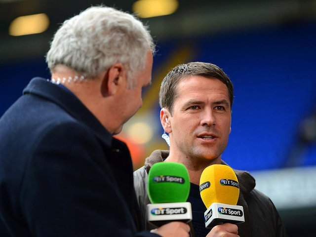 Michael Owen is upbeat for Brighton's chances at Sheffield United this afternoon