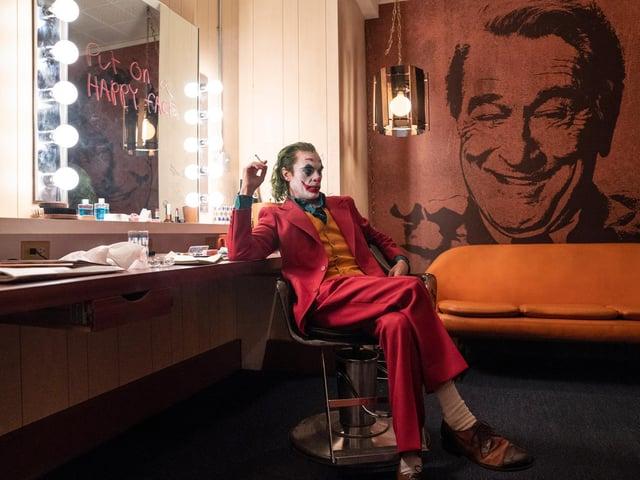 The Joker in concert